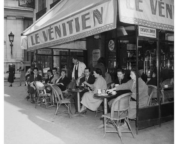 Café, SVP.Coffee Shops, Coffe Cans, Coffee House, Coffe House, Coffee Ne, Coffe Shops In Paris, Coffee Cans, Cafes Time, Vintage Coffe Shops