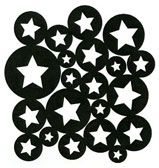 Star Spangles stamp - Click Image to Close