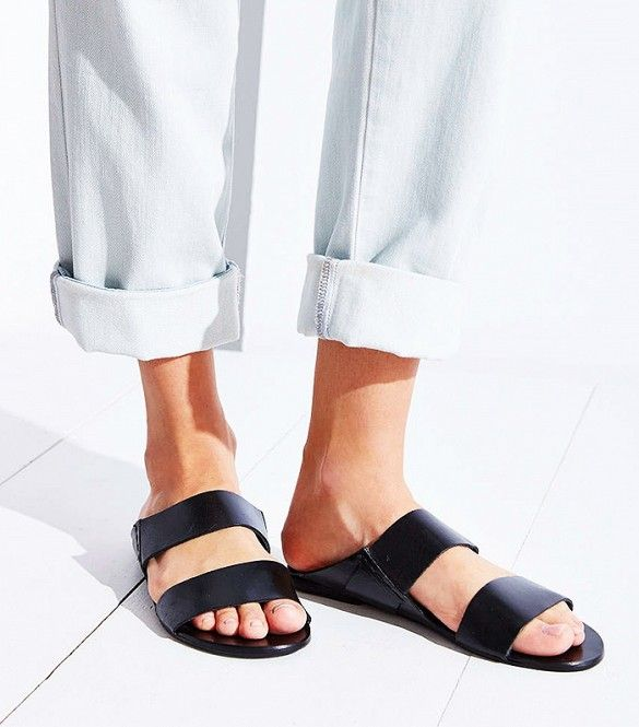 Tried and True: 8 Sandals You Can Walk in for Miles Without a Blister via @WhoWhatWear