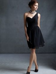 Mori Lee Affairs Bridesmaid Dresses - Style 196