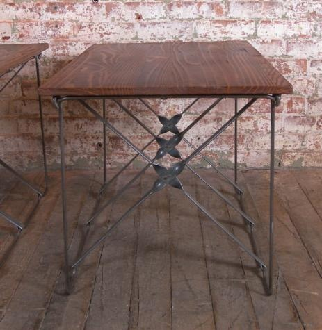 Vintage Industrial X Base at Get Back Inc. 181 best Furniture images on Pinterest   Lounge chairs  Dining