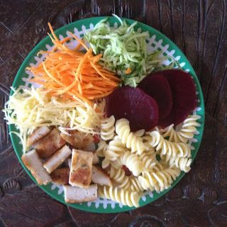 Easy Toddler Food: Baby Led Weaning