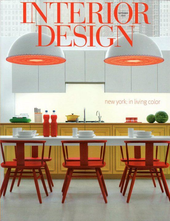 Interior Design Magazine Usa 2015