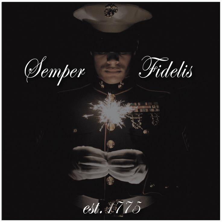 Happy Birthday, US Marines!