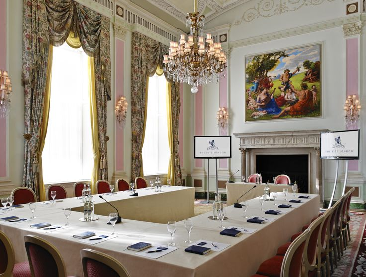 Interior At 5 Star Hotel: The Ritz London Hotel. This Hotelu0027s Address Is:  150 Piccadilly Mayfair London And Have 133 Rooms