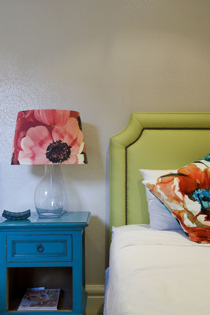 Alexandra Kidd Design Macleay Street Project Bedroom