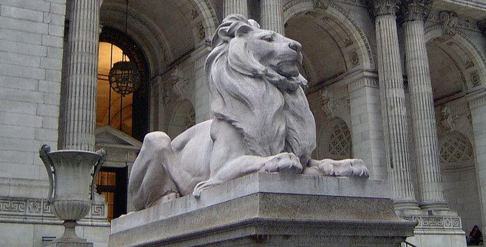 La Biblioteca Pública de Nueva York está llena de historia y riqueza cultural…