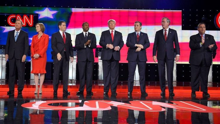 The rivalry between Sens. Ted Cruz and Marco Rubio flared Tuesday at the final Republican primary debate of the year, as all the leading GOP candidates battled to show their tough-on-terror credentials.