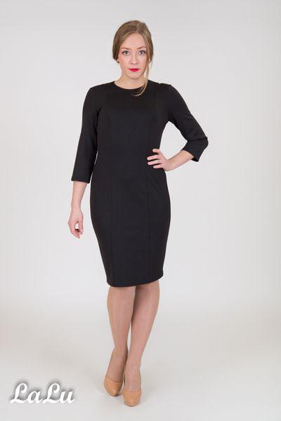 klasyczna midi sukienka - 29 w -LaLu- na DaWanda.com