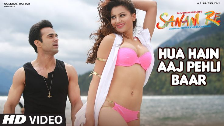 Presenting Hua Hain Aaj Pehli Baar Video Song from movie SANAM RE starring Pulkit Samrat, Urvashi Rautela, Yami Gautam, Rishi Kapoor in lead roles. The song ...