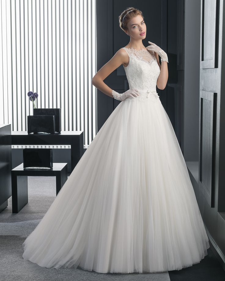 Two by Rosa Clara Wedding Dresses 2015 Collection - MODwedding