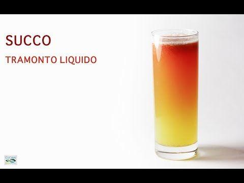 Tramonto Liquido - Succo Fruttariano Igienista