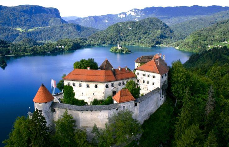 Blejski Grad - Bled Castle Entrance fees - Adults - 10,00 EUR The opening hours are: April – 14 June 8:00 - 20:00 http://www.blejski-grad.si/