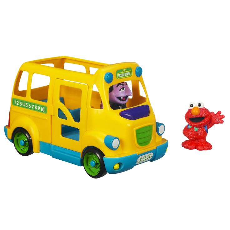 Sesame Street Toys For Toddlers : Best images about sesame street on pinterest buses