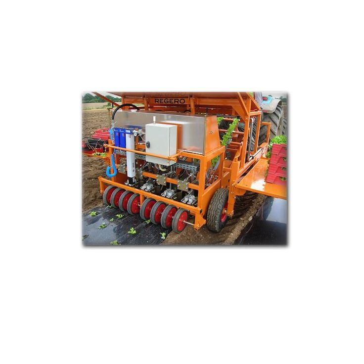 """Φυτευτική Μηχανή """"R2106"""" για Φύτευση σε Πλαστικό Φιλμ - REGERO. Για περισσότερες πληροφορίες και τεχνικά χαρακτηριστηκά επισκεφτείτε το online κατάστημα μας."""