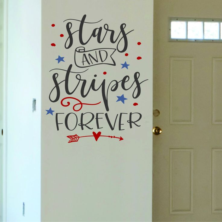 Patriotic wall decor patriotic wall art wall removable decals living room wall decal living room wall art living room wall decor