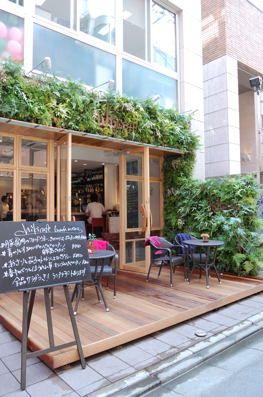 hikis cafe, Japan