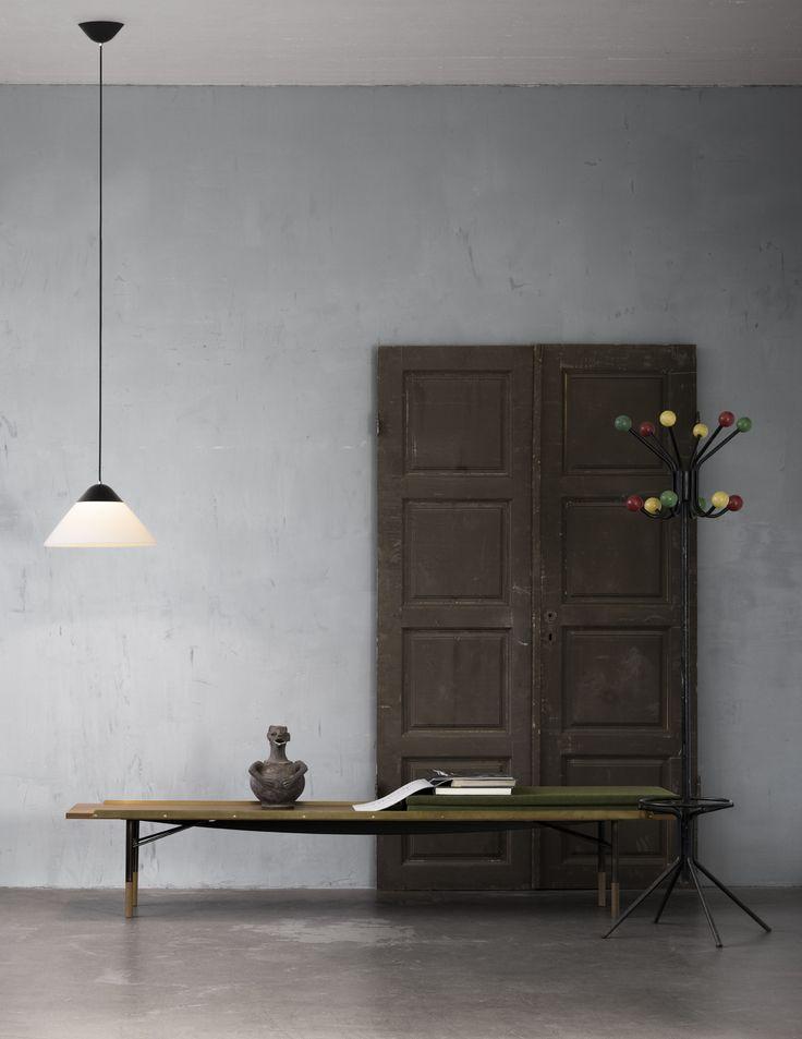 OPALA PENDANT by Pandul - Design Hans J. Wegner