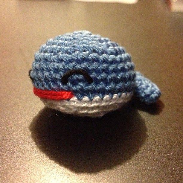 #amigurumi #whale #happy #ballena