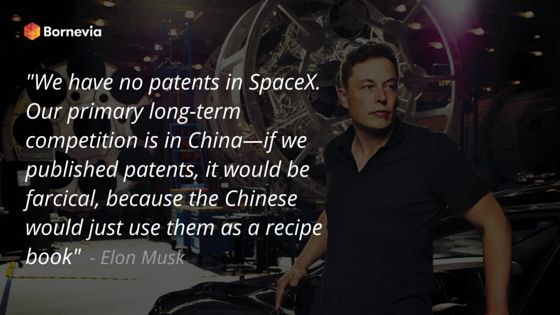 Fun quotes by Elon Musk #chinese #businessinchina #china #patents #spacex #cimpetitor #competition