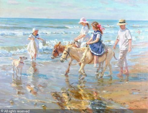 Alexander Averin - Donkey Ride
