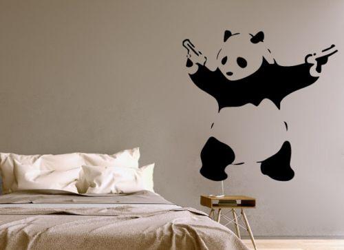 Banksy - Pandamonium image