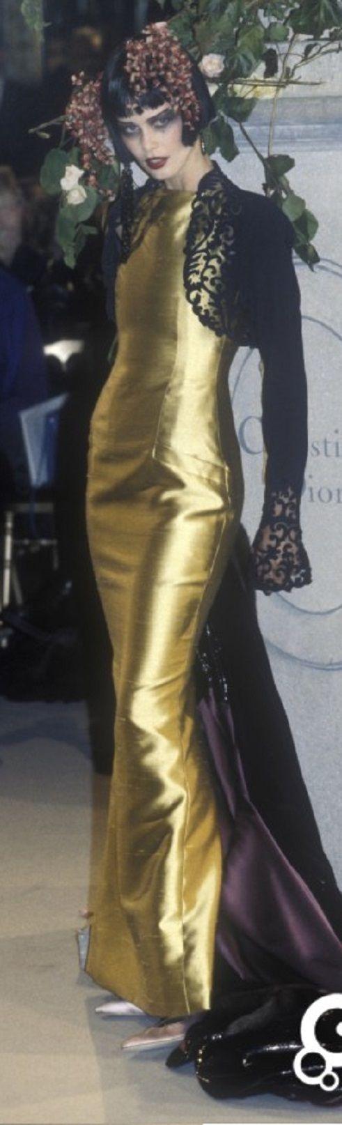 Dior Haute Couture spring - summer 1997 - John Galliano