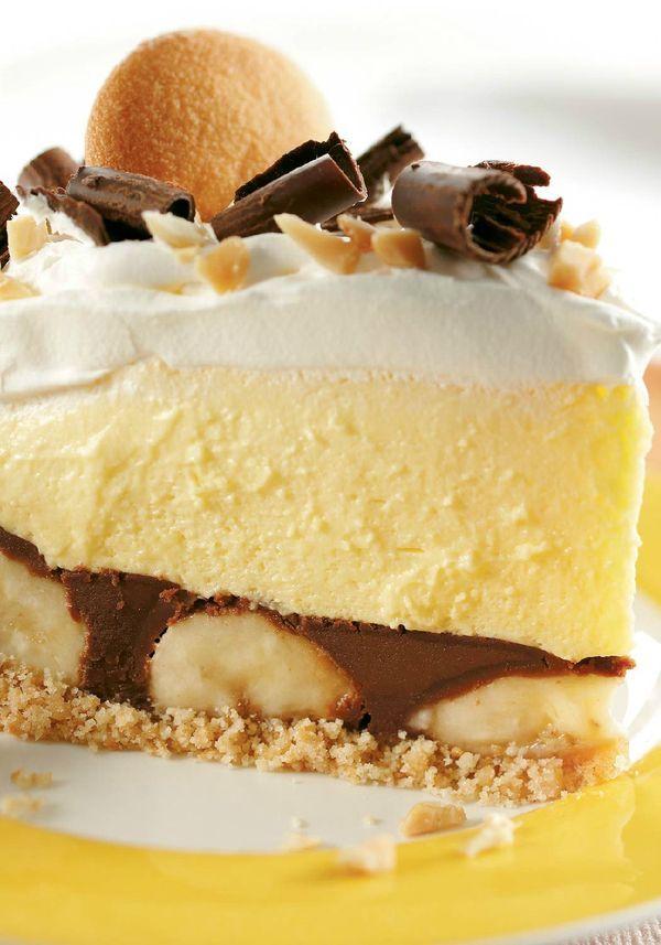 Kraft Banana Cake With Peanut Butter Icing