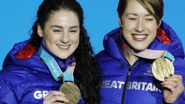 "Team GB's record Winter Olympics medal haul at Pyeongchang 2018 shows winter sport in Great Britain is ""going in the right direction"", according to team bosses. GB won five medals, including gold in the skeleton for Lizzie Yarnold, who became the first British athlete to defend a Winter Olympic title."