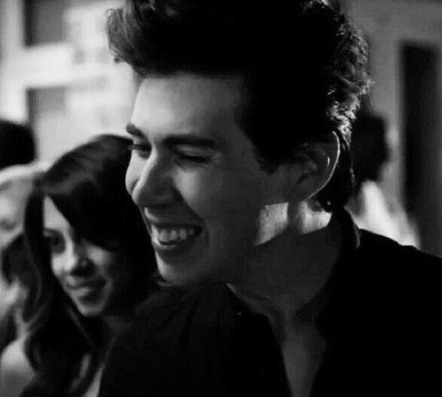 Josh's smile