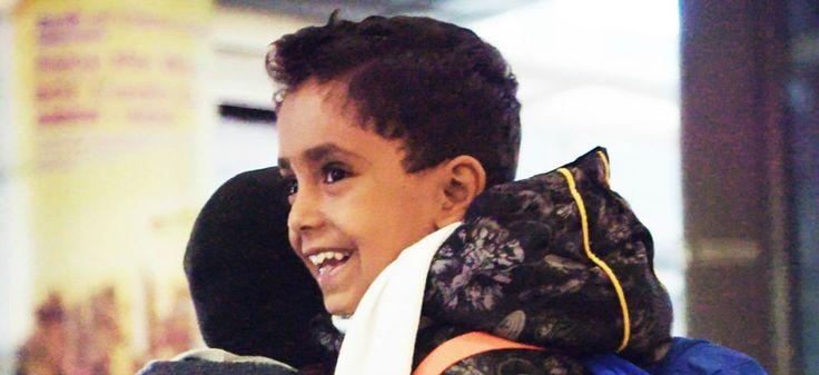 Du Yémen aux États-Unis, en passant par Djibouti, le périple de la famille Jeran souligne l'absurdité du décret anti-immigration du nouveau président américain.