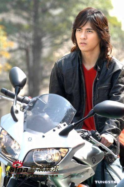 MARS Taiwan Drama - Vic Zhou as Cheng Ling