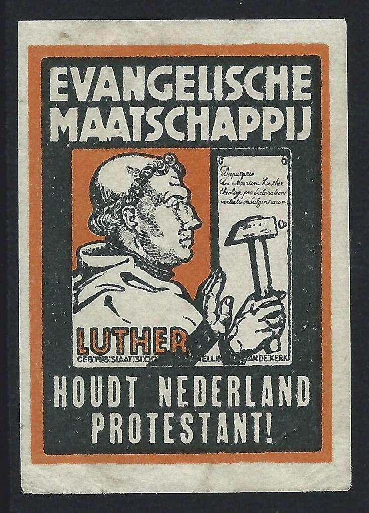 Pin von Frank Schumann auf Martin Luther in der Philatelie