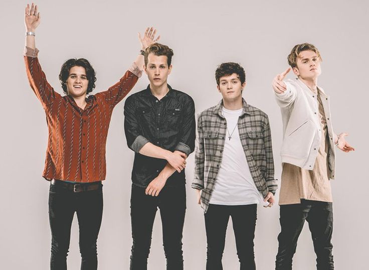 | JAMES MCVEY REVEALS THE MOMENT HE ALMOST LEFT THE VAMPS ! | http://www.boybands.co.uk