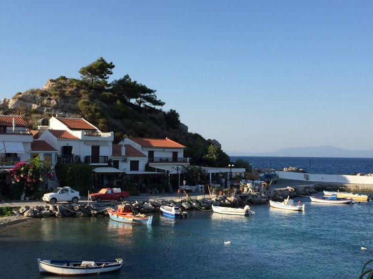 Bli kjent med den greske øya Samos!