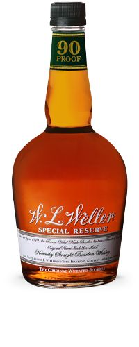 W.L. Weller | Buffalo Trace Distillery  Cork Dorks love the entire Weller collection -- with ratings of 90 and above, the Special Reserve label is a highly drinkable (and affordable!) favorite across the board!