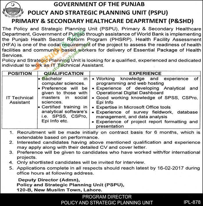 Más de 25 ideas increíbles sobre Govt jobs in pakistan en Pinterest - chief executive officer job description