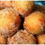 Cinnamon Sugared Doughnuts