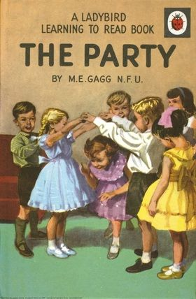 The Party - Ladybird book 1960