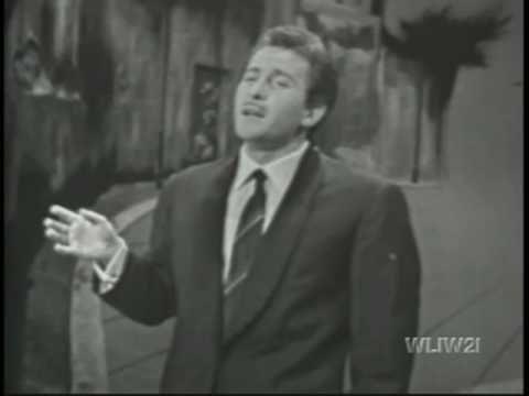 """""""Nel Blu Dipinto di Blu"""" (Volare) by Domenico Modugno (Ed Sullivan Show 1958)."""
