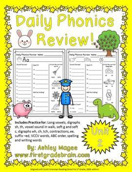 48 best reading street grade 1 images on pinterest reading street daily phonics review correlated to reading street for 1st grade unit 2 fandeluxe Images