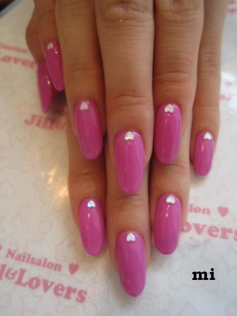 Les 25 meilleures id es concernant ongles en forme d 39 amande rose sur pinterest ongles en - Forme d ongle ...