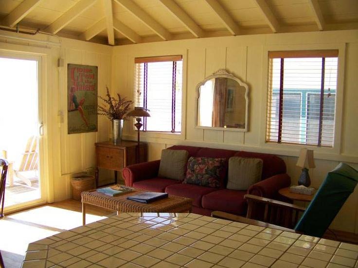 Crystal Castle Living Room