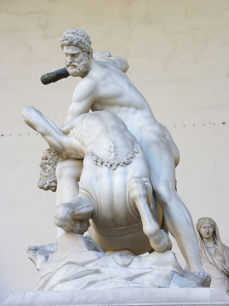 Piazza della Signoria,Loggia dei Lanzi