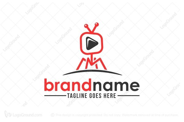 Logo for sale: Viral Media Logo