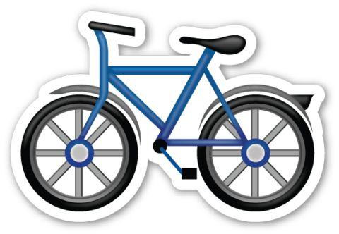 Bicycle | EmojiStickers.com