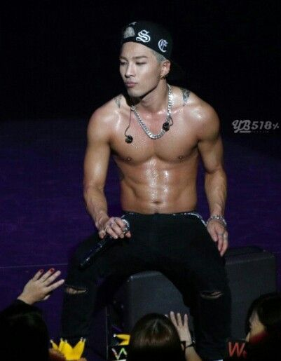And everyone wonders why we love Kpop lol #taeyang #ohmygod