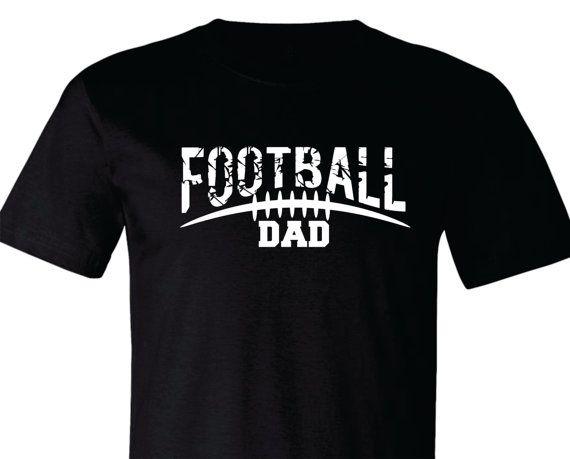Football dad shirt https://www.etsy.com/listing/202596962/football-dad-shirt-football-dad-t-shirt