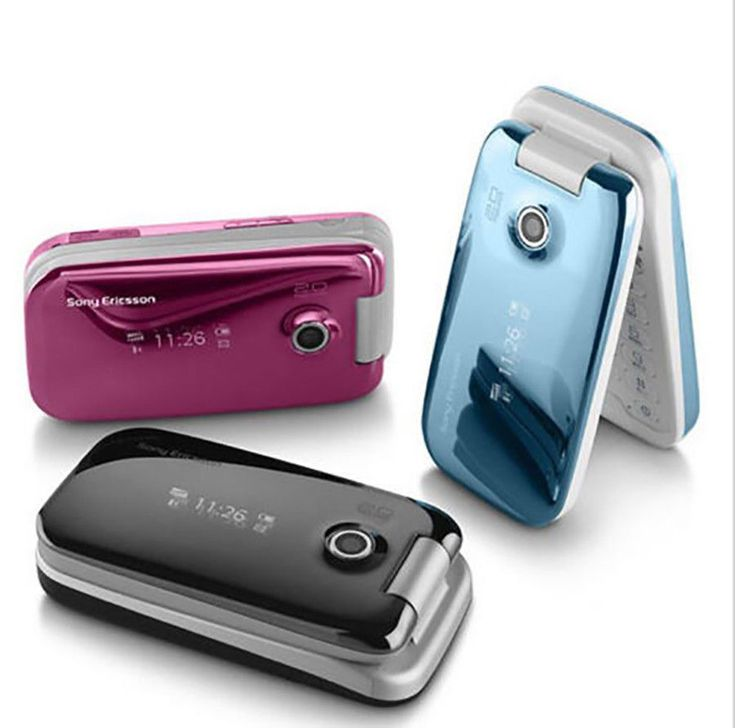 Original Sony Ericsson Z750 Z750i(Unlocked)3G Mobile Phone GSM Flip Cellphone #SonyEricsson #Flip