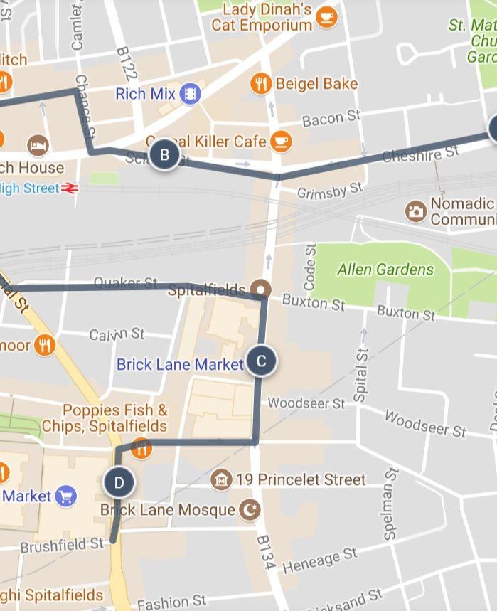 Not So Prim And Proper Exploring Brickland And Shoreditch London